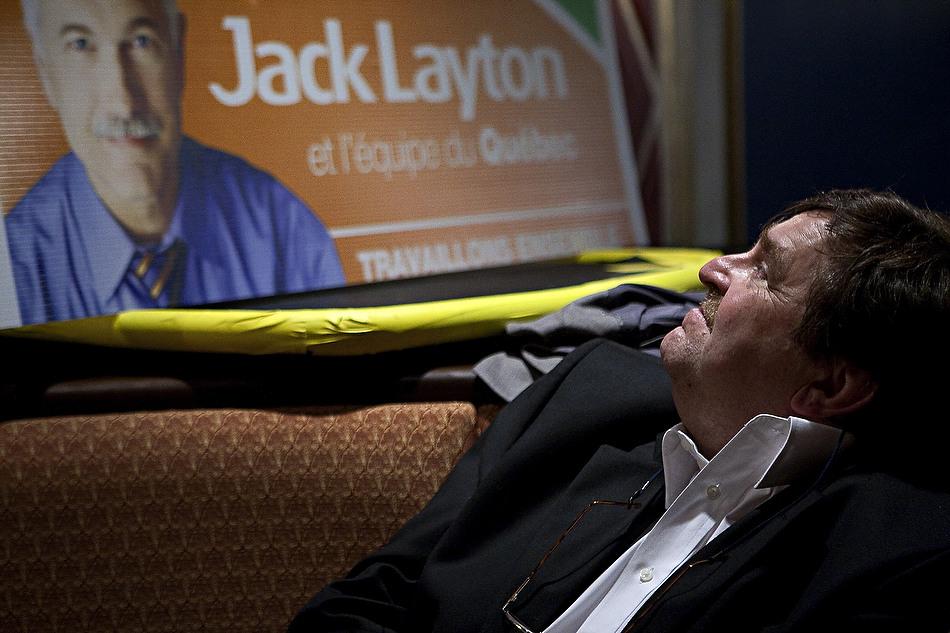 Élections au Canada a
